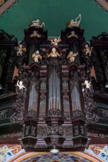żywiec - Konkatedra Najświętszej Marii Panny organy