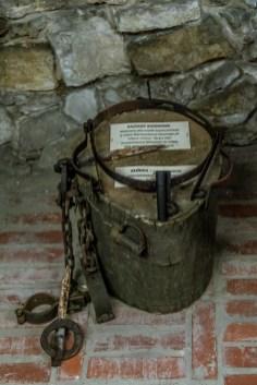 żywiec - muzeum miejskie stary zamek tortury