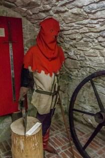 żywiec - muzeum miejskie stary zamek kat lochy zamkowe