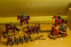 żywiec - muzeum miejskie zabawki wystawa