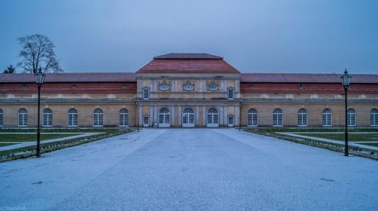 Berlin Zachodni - zamek