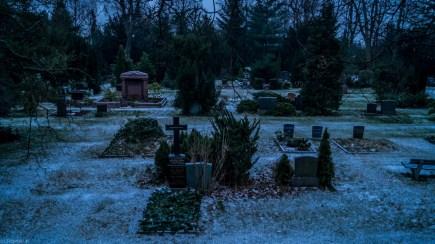 Cmentarze - Berlin Zachodni