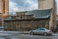 Moskiewskie Przedmieście w Rydze - architektura