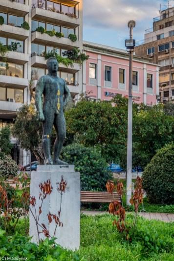 Pireus - dzień w mieście