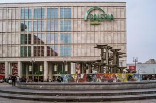 Alexanderplatz - Berlin Wschodni