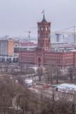 panorama - Berlin Wschodni