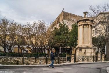 Ateny - pomniki