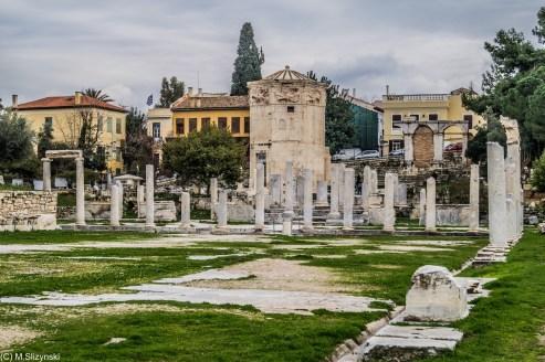 Wieża Wiatrów - Ateny