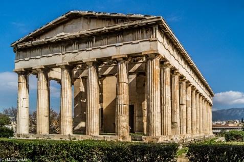 Hefajstejon - okolice Akropolu