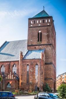 kościół św katarzyny goleniów