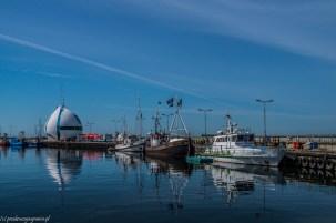 półwysep helski - port