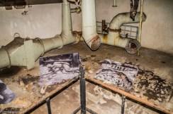 półwysep helski - Makabra XX wieku w bunkrze hel