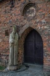 Konkatedra w Kamieniu Pomorskim drzwi