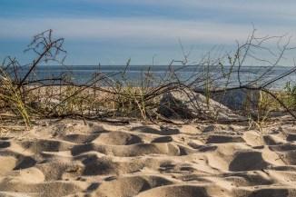 półwysep helski - plaża władysławowo