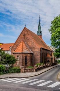 kościół pw. św. Stanisława wolin