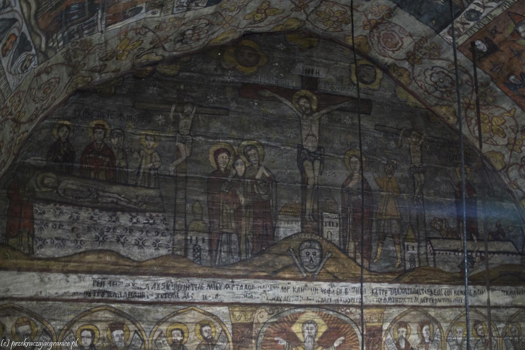 desesti - Cerkiew św. Paraskewy unesco