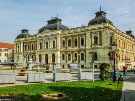 Sremski Kralovci budynek - serbia