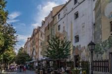 murale ulica skadarska - belgrad w jeden dzień