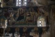 Monaster Studenica freski - na południu serbii
