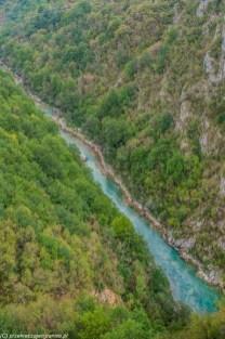 kanion rzeki Tary - góry durmitor
