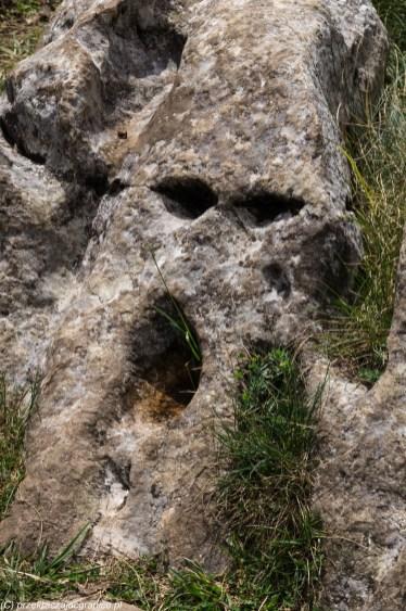 kamień duch szlak - góry durmitor