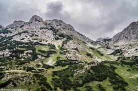 góry durmitor trekking