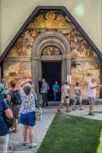Monaster Moraca wejście - granicy albanii i czarnogóry