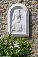 Monaster Moraca płaskorzeźba czarnogóra