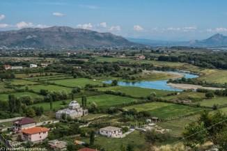 twierdza rozafa meczet ołowiany - granicy albanii i czarnogóry