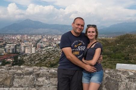 Twierdza Rozafa panorama - Przekraczając Granice
