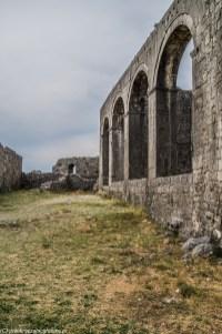 Twierdza Rozafa ruiny szkodra albania