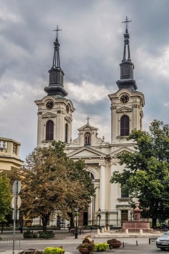 Sremski Kralovci cerkiew św. Mikołaja budynek - serbia