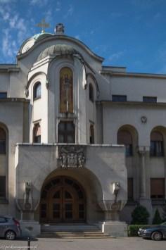Belgrad - Patriarchat Serbskiego Kościoła Ortodoksyjnego