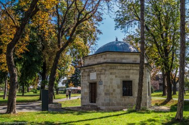 Kalemegdan Mauzoleum Damad Ali Pasha - belgrad w jeden dzień