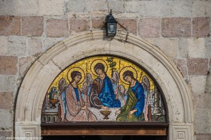 Budva - cerkiew św. Trójcy