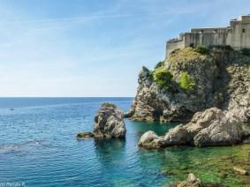 krajobrazy skały morze - z dubrownika do mostaru