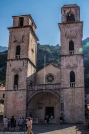 katedra św. Tryfona - zwiedzanie kotoru