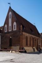 Elbląg - budynek Biblioteki