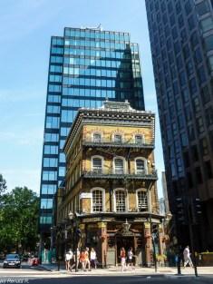 londyn architektura