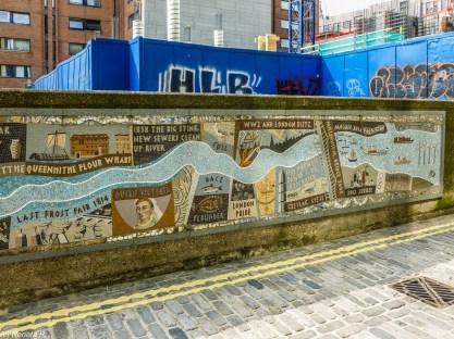 mozaika londyn