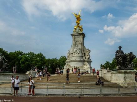 Victoria Memorial londyn