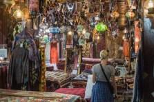 Bascarsija pamiątki bazar - co zobaczyć w sarajewie