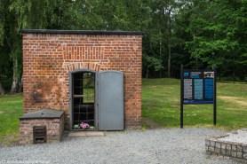 sztutowo - komora gazowa obóz
