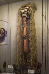 frombork - pieniężno muzeum misyjno-etnograficzne maska z indonezji
