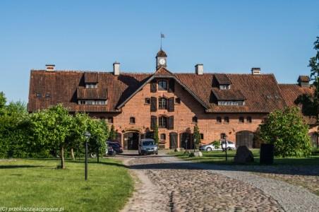 warmia - galiny Folwark rodziny von Eulenburg