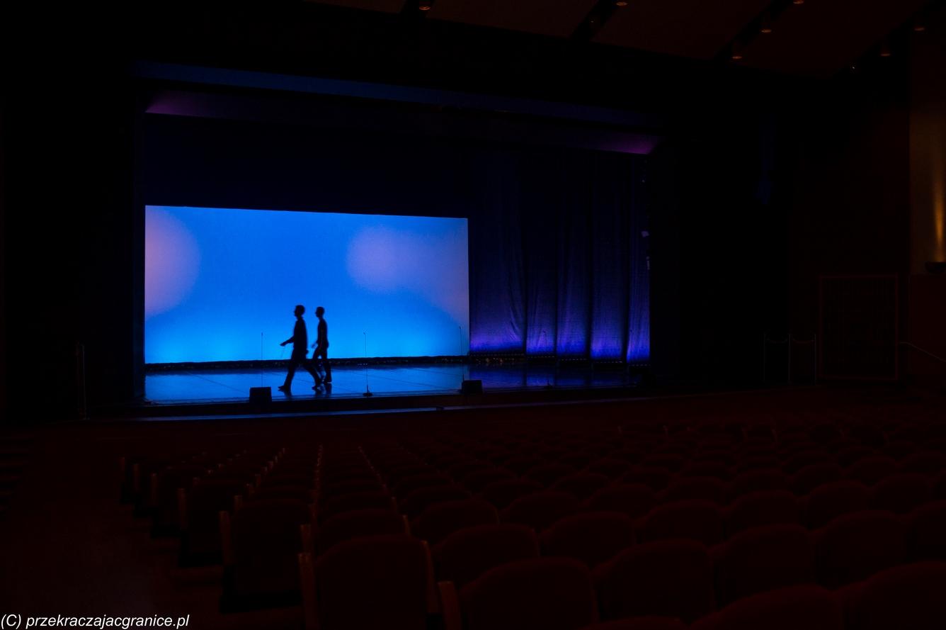 scena karolin przed występem - mazowsze