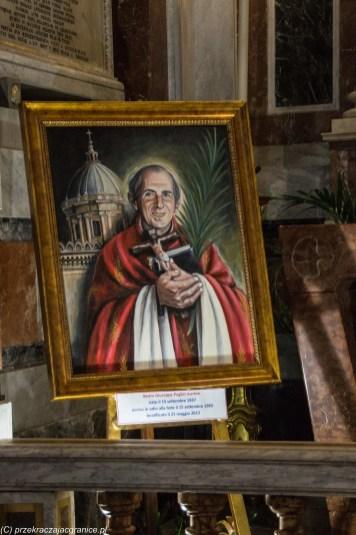 palermo - katedra Pino Puglisi błogosławiony