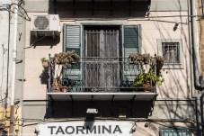 palermo - balkon