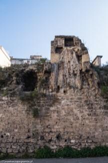 palermo - mury wieża ciśnień