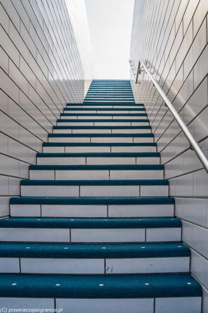 Billund - więcej schodów